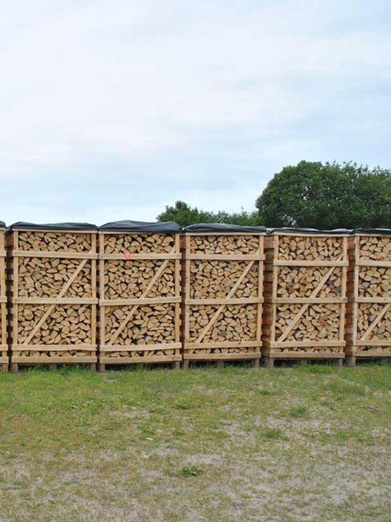 vergleich holzbriketts brennholz
